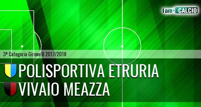 Polisportiva Etruria - Vivaio Meazza