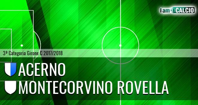Acerno - Montecorvino Rovella