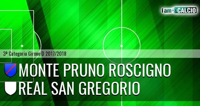 Monte Pruno Roscigno - Real San Gregorio