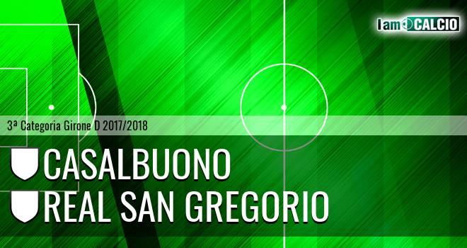 Casalbuono - Real San Gregorio