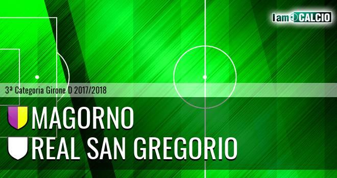 Magorno - Real San Gregorio