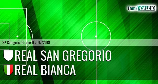Real San Gregorio - Real Bianca