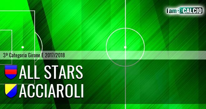 All Stars - Acciaroli