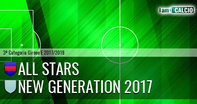 All Stars - New Generation 2017