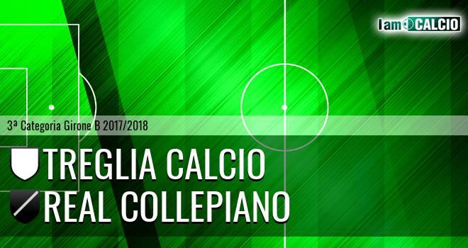 Treglia Calcio - Real Collepiano
