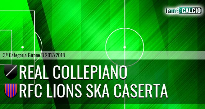 Real Collepiano - RFC Lions Ska Caserta