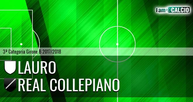 Lauro - Real Collepiano
