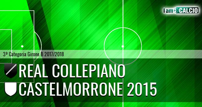 Real Collepiano - Castelmorrone 2015