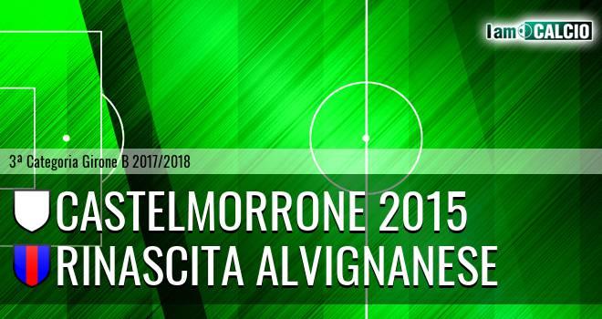 Castelmorrone 2015 - Rinascita Alvignanese
