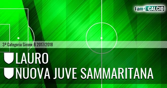 Lauro - Nuova Juve Sammaritana