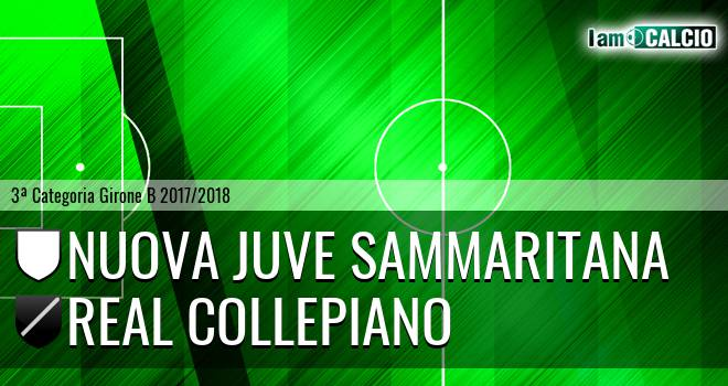 Juve Sammaritana - Real Collepiano