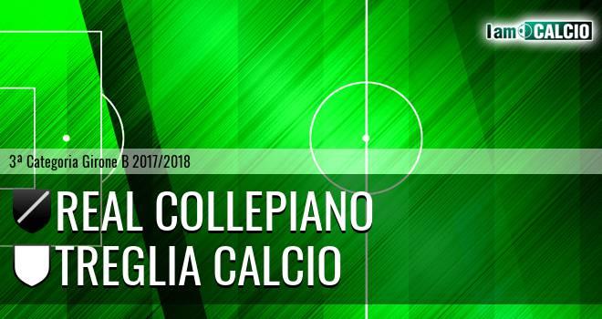 Real Collepiano - Treglia Calcio