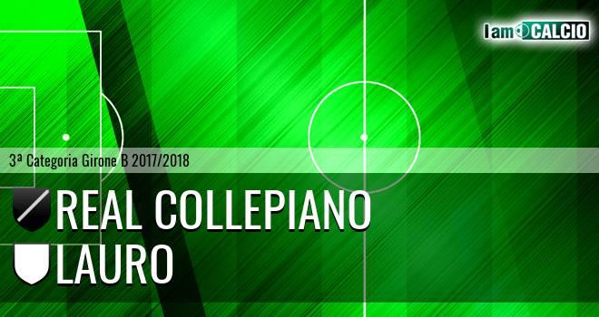 Real Collepiano - Lauro
