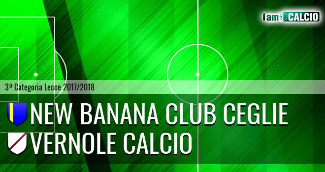 New Banana Club Ceglie - Vernole Calcio