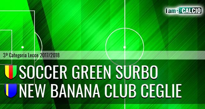 Soccer Green Surbo - New Banana Club Ceglie