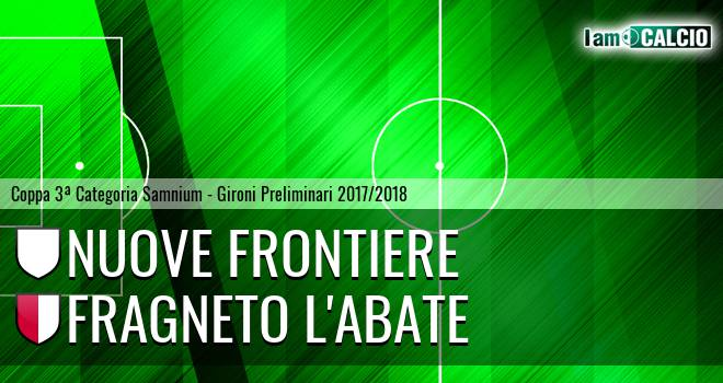 Nuove Frontiere - Fragneto L'Abate