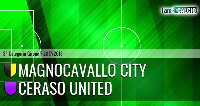 Magnocavallo city - Ceraso United