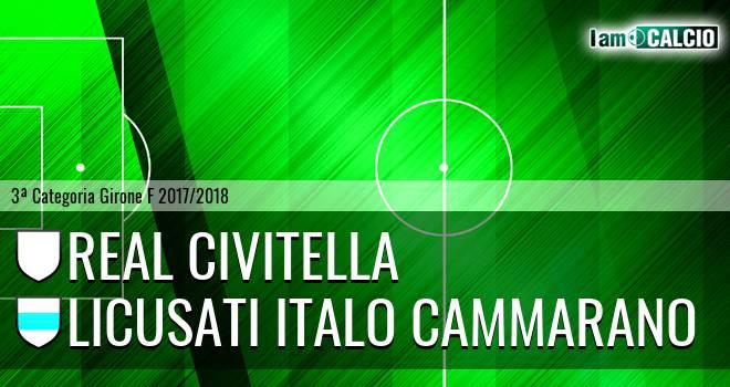 Real Civitella - Licusati Italo Cammarano