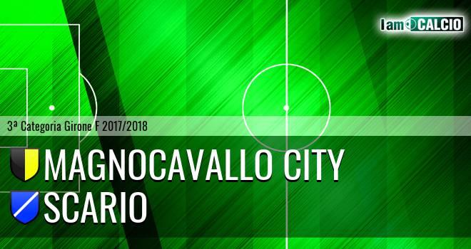 Magnocavallo city - Scario