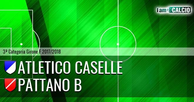Atletico Caselle - Pattano B