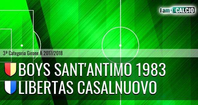 Boys Sant'Antimo 1983 - Libertas Casalnuovo