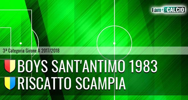 Boys Sant'Antimo 1983 - Riscatto Scampia