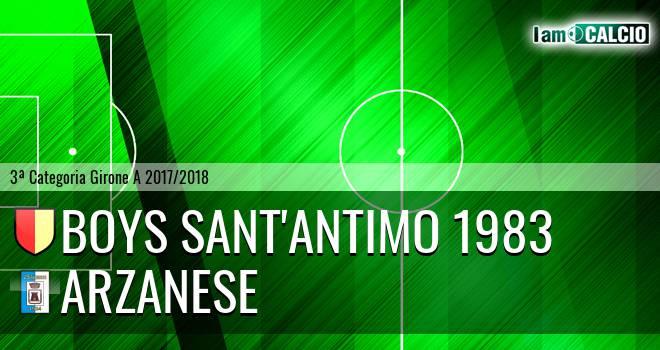 Boys Sant'Antimo 1983 - Arzanese 1924