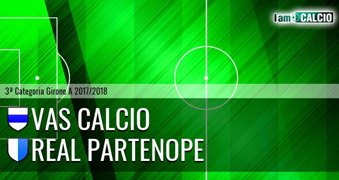 VAS Calcio - Real Partenope 2017