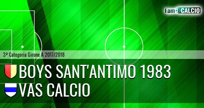 Boys Sant'Antimo 1983 - VAS Calcio