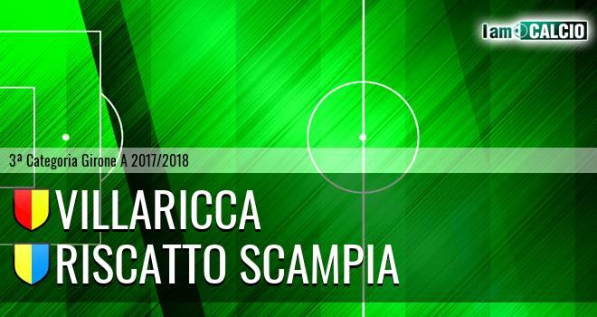 Villaricca - Riscatto Scampia