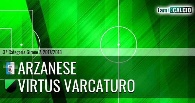 Arzanese 1924 - Virtus Varcaturo