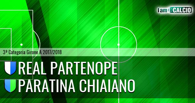 Real Partenope 2017 - Paratina Chiaiano