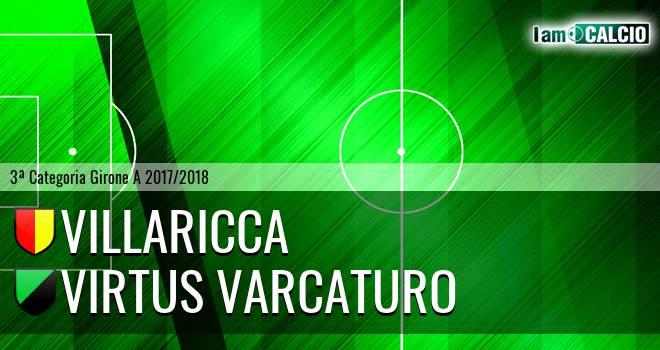 Villaricca - Virtus Varcaturo