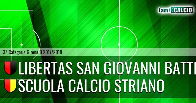 S.S. San Giovanni Battista - Scuola Calcio Striano
