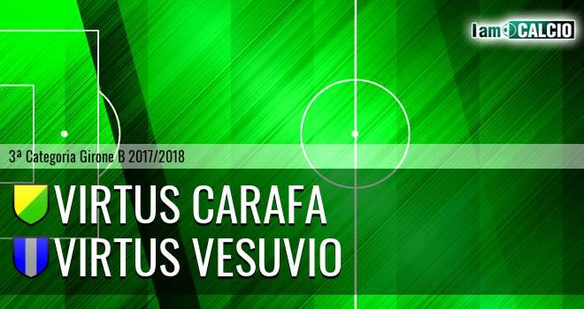 Virtus Carafa - Virtus Vesuvio