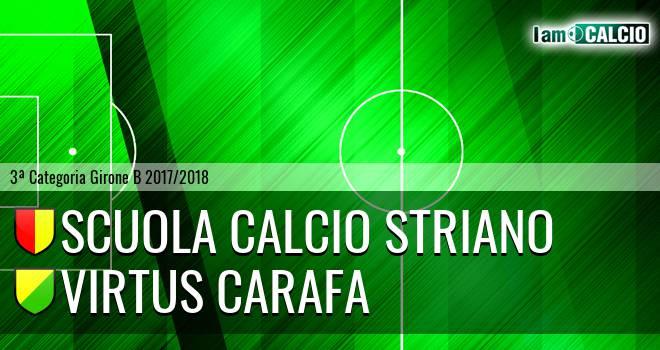 S.C. Striano - Virtus Carafa