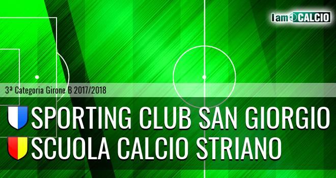 Sporting Club San Giorgio - Scuola Calcio Striano