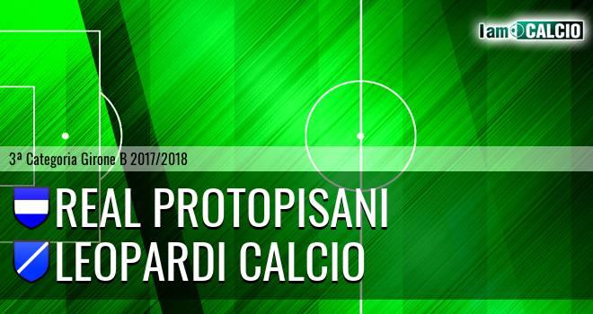 Real Protopisani - Leopardi Calcio