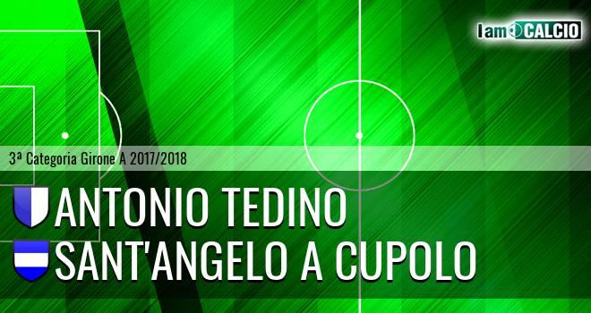 Antonio Tedino - Sant'Angelo a Cupolo