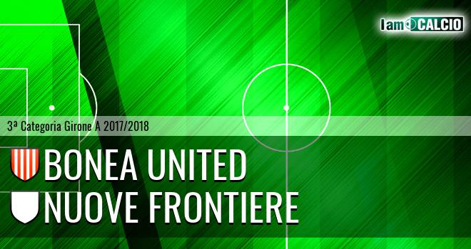 Bonea United - Nuove Frontiere