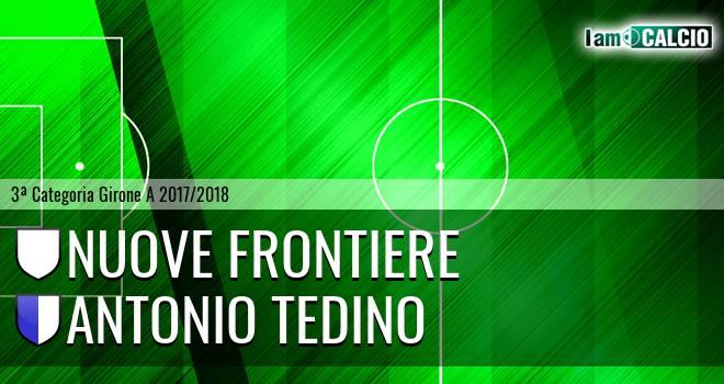 Nuove Frontiere - Antonio Tedino