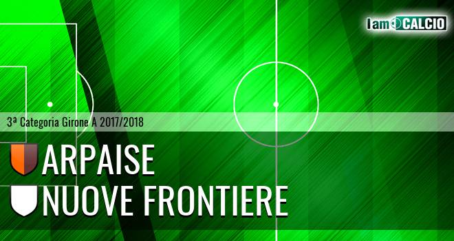 Arpaise - Nuove Frontiere