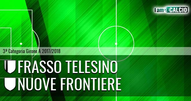 Frasso Telesino - Nuove Frontiere