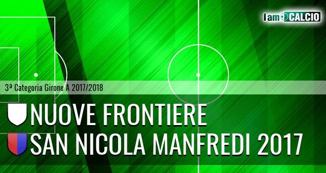 Nuove Frontiere - Real San Nicola Manfredi