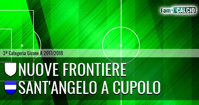 Nuove Frontiere - Sant'Angelo a Cupolo