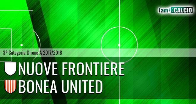 Nuove Frontiere - Bonea United