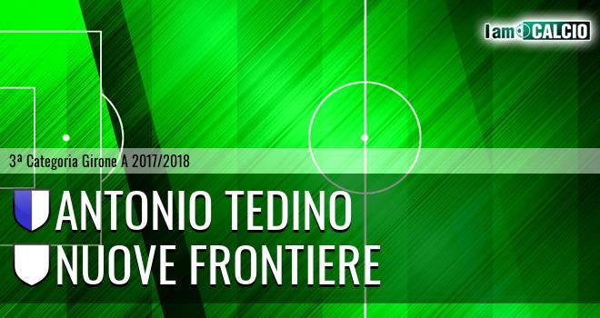 Antonio Tedino - Nuove Frontiere