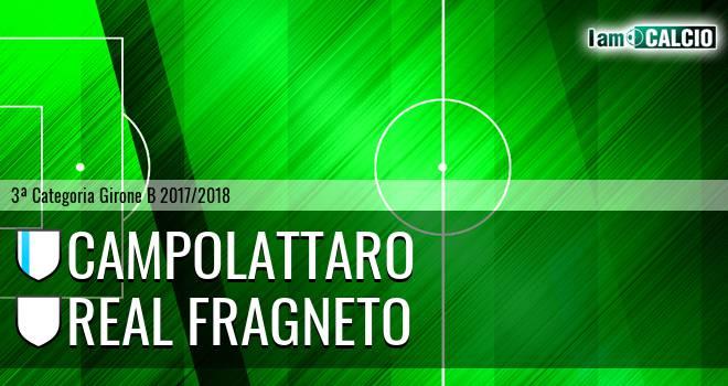 Campolattaro - Real Fragneto