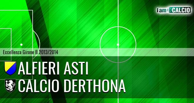 Alfieri Asti - Calcio Derthona