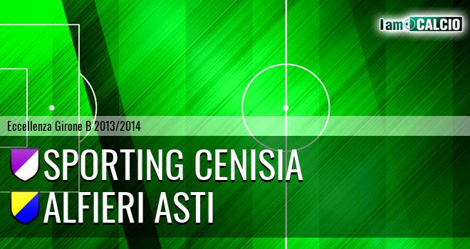 Sporting Cenisia - Alfieri Asti